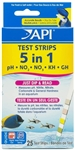 API 5-IN-1 Test Strips (25 Count)