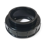 "AquaUltraviolet Replacement Union Half 2"" Black"