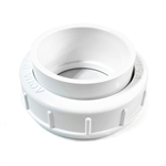 "AquaUltraviolet Replacement Union Half 2"" White"