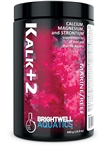 Brightwell Kalk+2 Kalkwasser Supplement W/Calcium,Stron,&Mag. 225 GM