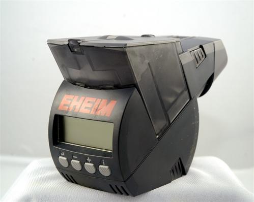 Eheim auto fish feeder twin for Eheim battery operated auto fish feeder