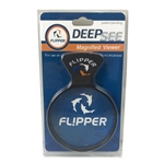 Flipper Deep See Magnified Viewer for Glass or Acrylic up to 5/8""