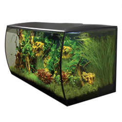 Hagen Fluval Flex 32.5 Gallon Black