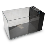 "Lifegard Crystal Peninsula Aquarium - Low Iron Ultra Clear - Side Filter With Pump 17.7""x9.84""x9.84"" - 7.43 Gallons"
