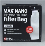 Red Sea Max Nano 100 Micron Thin Mesh Filter Sock (2 Units)