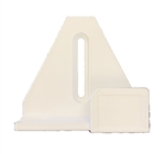 Vivid Creative APEX Display Mount - SEAFOAM WHITE