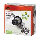 Zilla MINI Halogen Dome Fixture