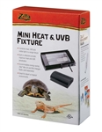 Zilla MINI Heat & UVB Fixture