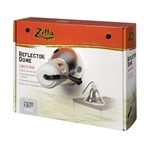 Zilla Reflector Dome Silver 5.5IN