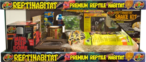 Zoo Med Reptihabitat Terrarium Snake Kit 20 Gallon