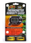 Zoomed Digital Thermometer / Humidity Gauge