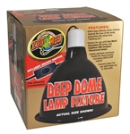 Zoo Med Repti Deep Dome Lamp Fixture