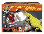 Zoomed Day/Night Desert Lighting Kit