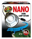 Zoomed Nano Dome Lamp Fixture