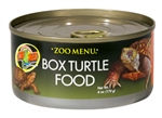 Zoomed Box Turtle Food (cans/wet)