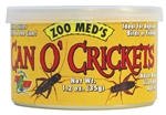 ZooMed Can O' Crickets (60 crickets/ can)