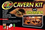 Zoomed Cavern Kit with Excavator