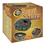 Zoo Med Repti Shelter 3 in 1 Cave MED