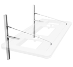 Aquatic Life Floating Suspension - White