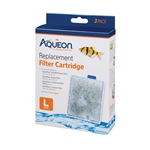 Aqueon Replacement Filter Cartridges LARGE 3 Pack