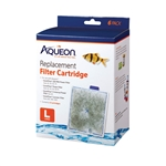 Aqueon Replacement Filter Cartridges LARGE 6 Pack