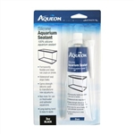 Aqueon Silicone Sealant Black 3oz