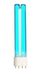 Aquatop Replacement 36W UV Bulb-Rounded Oval-like Base/4 pin: 2G11