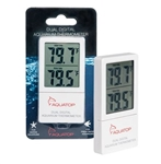 Aquatop External Digital Thermometer w/ Dual Temp Display