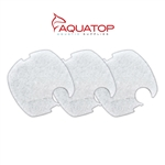 Aquatop CF300 Replacement Fine White Filter Pad Set