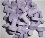 Boston Aqua Farms Ceramic Purple Reef Plugs 20 Per Bag