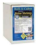 Bay Brand Brine Shrimp Roll A Cube 2 lb