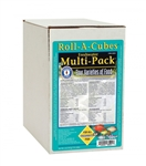 Bay Brand FROZEN Freshwater Multipack - Roll A Cube 2 lbs