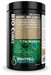 "Brightwell Xport-BIO - 1/2"" Cubes; Biological Filtration Media, Clear Jar 500 ML"