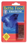 Bay Brand Betta Food 1 gm Vial (Bloodworms)