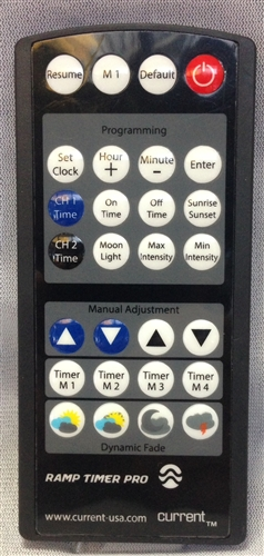 Current Usa Replacement Remote For Ramp Timer Pro Orbit