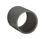 "PVC Coupling Sched 80 - 3/4"" SxS GRAY"