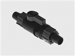 Eheim Double Connector tap for hose 12/16 MM