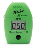 Hanna Marine Phosphate Ultra Low Range Colorimeter Checker - HI774