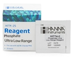 Hanna Phosphate Ultra Low Range Checker Reagents 25 Tests - HI774-25