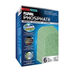 Fluval 307/407 Phosphate Remover Pad 6 pk