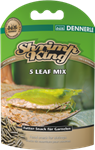 JBJ Dennerle Shrimp King - 5 Leaf Mix Shrimp Food