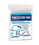 "LifeGard Bonded Filter Pad 24""x15"""