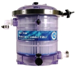 Nu-Clear Modular Canister Filter Model 530  with Micron Cartridge