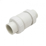 "White True Union Swing Check Valve 1"" S x S"