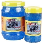 Nature Zone Cricket Water Bites 1 QT