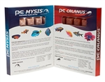 PE FROZEN Mysis/Calanus (8oz) Twin Cube Package