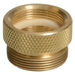 "Python Brass Adapter 3/4"" x 27 Female Brass"
