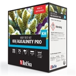 Red Sea Alkalinity Pro - High accuracy Titration Test Kit (75 tests) - incl. professional titrator