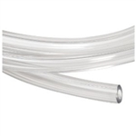 "Clear Vinyl Hose 1/2"" ID 11/16"" Wall Thickness 100 Foot Roll"