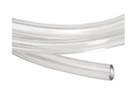 Clear Vinyl Hose 12mm ID x 16mm OD - 25 FT